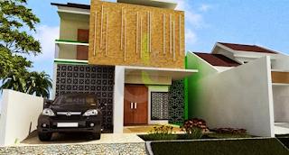 Model Desain Rumah Islami Minimalis dan Asri