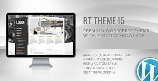 RT-Theme 15 Premium Theme by ThemeForest