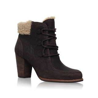 Ladies Boots Wish List | Morgan's Milieu: Analise boots, £165 from Kurt Geiger, Ugg boots to lust over.