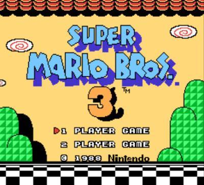 Jugar Super Mario 3 en Facebook