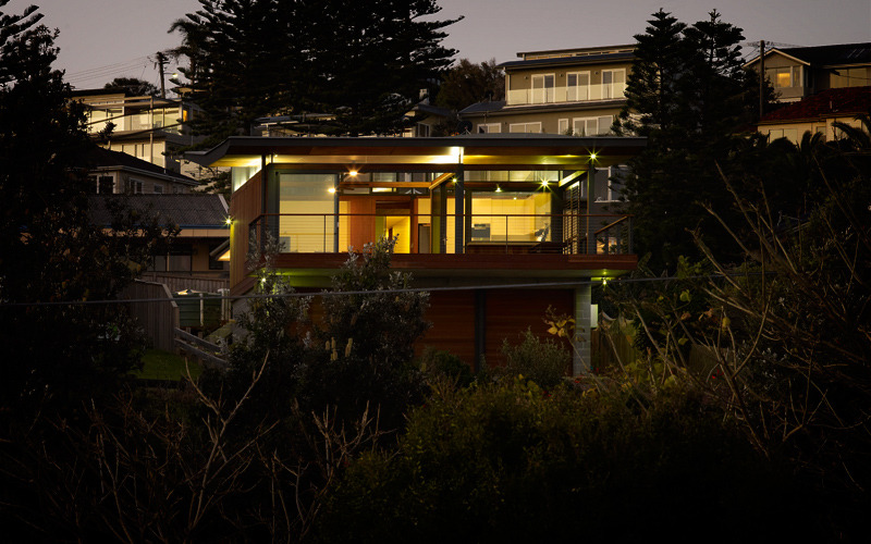 Neocribs Sustainable House Design Mona Vale House New South