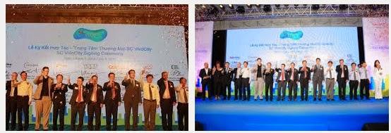 TPHCM có trung tâm thương mại rộng 62.000m2 SC VivoCity