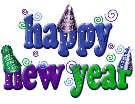Happy New Year Emoticon Symbols Emoticons