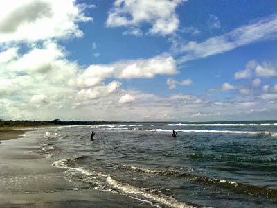 Playa Moín, Limón