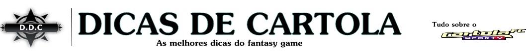 Dicas de Cartola | As melhores