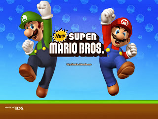 ماريو احمر واخضر تحميل صورة لعبة ماريو اون لاين