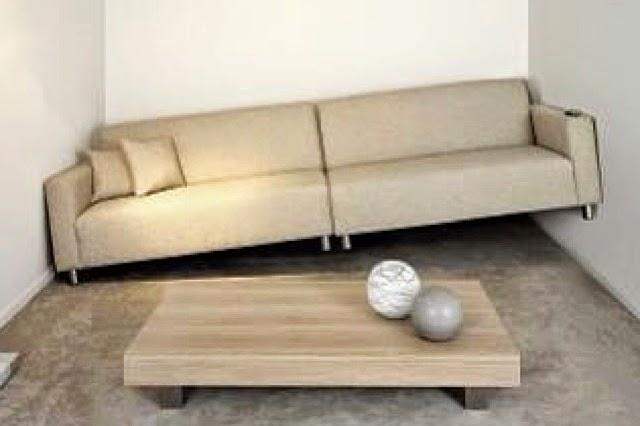 Quando o sofá não cabe na sua sala? @interiordesigndecoracao