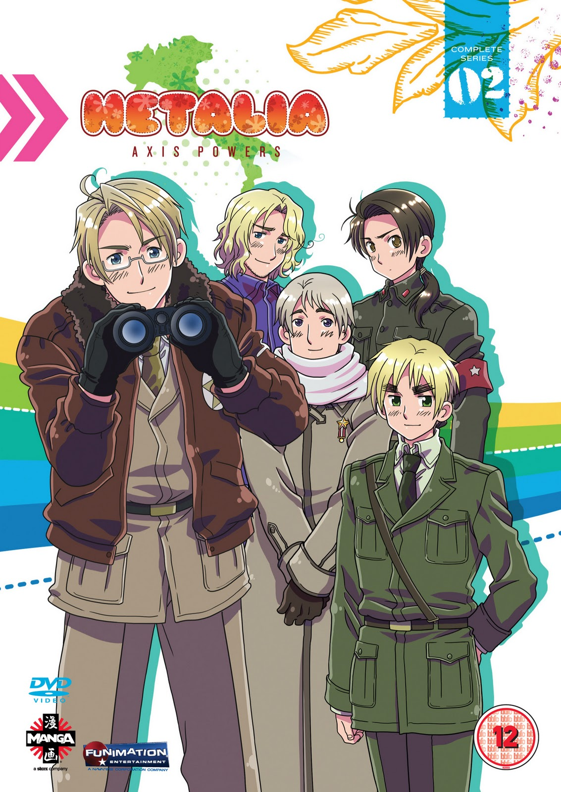 Hetalia axis powers complete series 2 uk dvd the incredibly hetalia axis powers complete series 2 uk dvd publicscrutiny Images