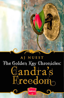 http://www.amazon.com/Candras-Freedom-HarperImpulse-Fantasy-Chronicles-ebook/dp/B00FVE4RP4/ref=sr_1_2?ie=UTF8&qid=1386783604&sr=8-2&keywords=the+golden+key+chronicles