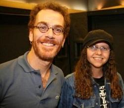Nando Reis e Roberta Campos na trilha sonora de Sangue Bom