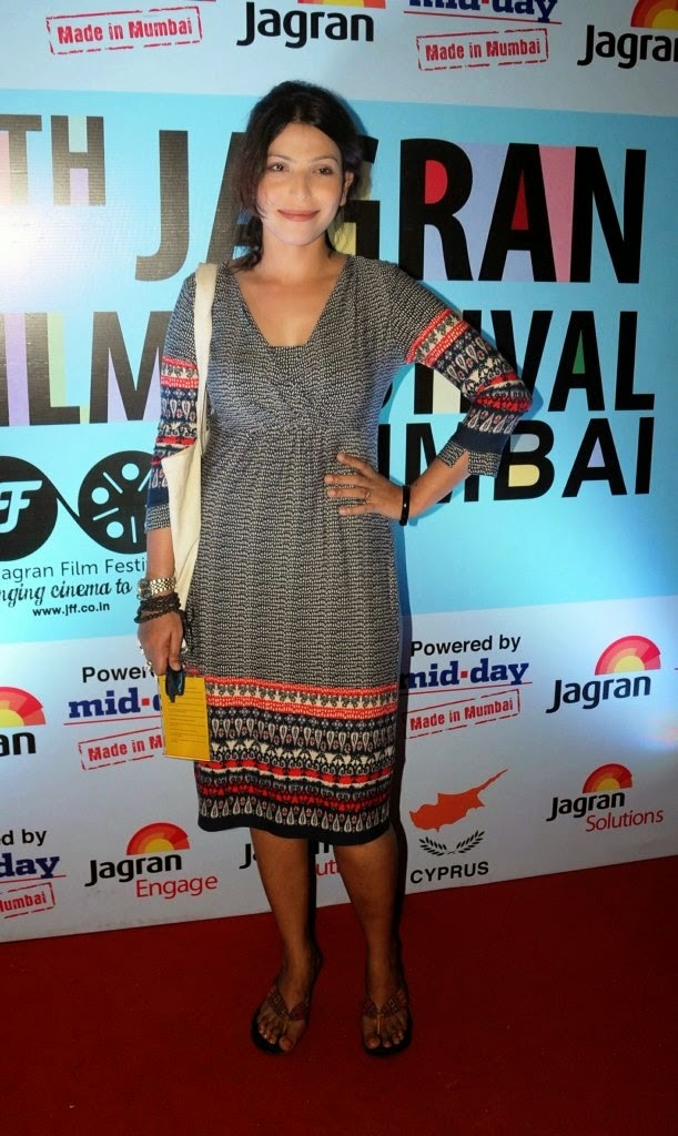Rajat Kapoor, Vinay,Shilpa,Pia,Sasha attend Premiere of 'Desi Kattey' at 5th Jagran Film Festival