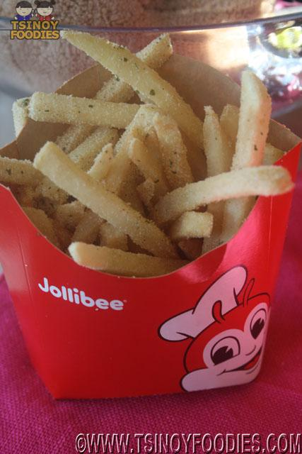 jollibee sourcream flavored fries