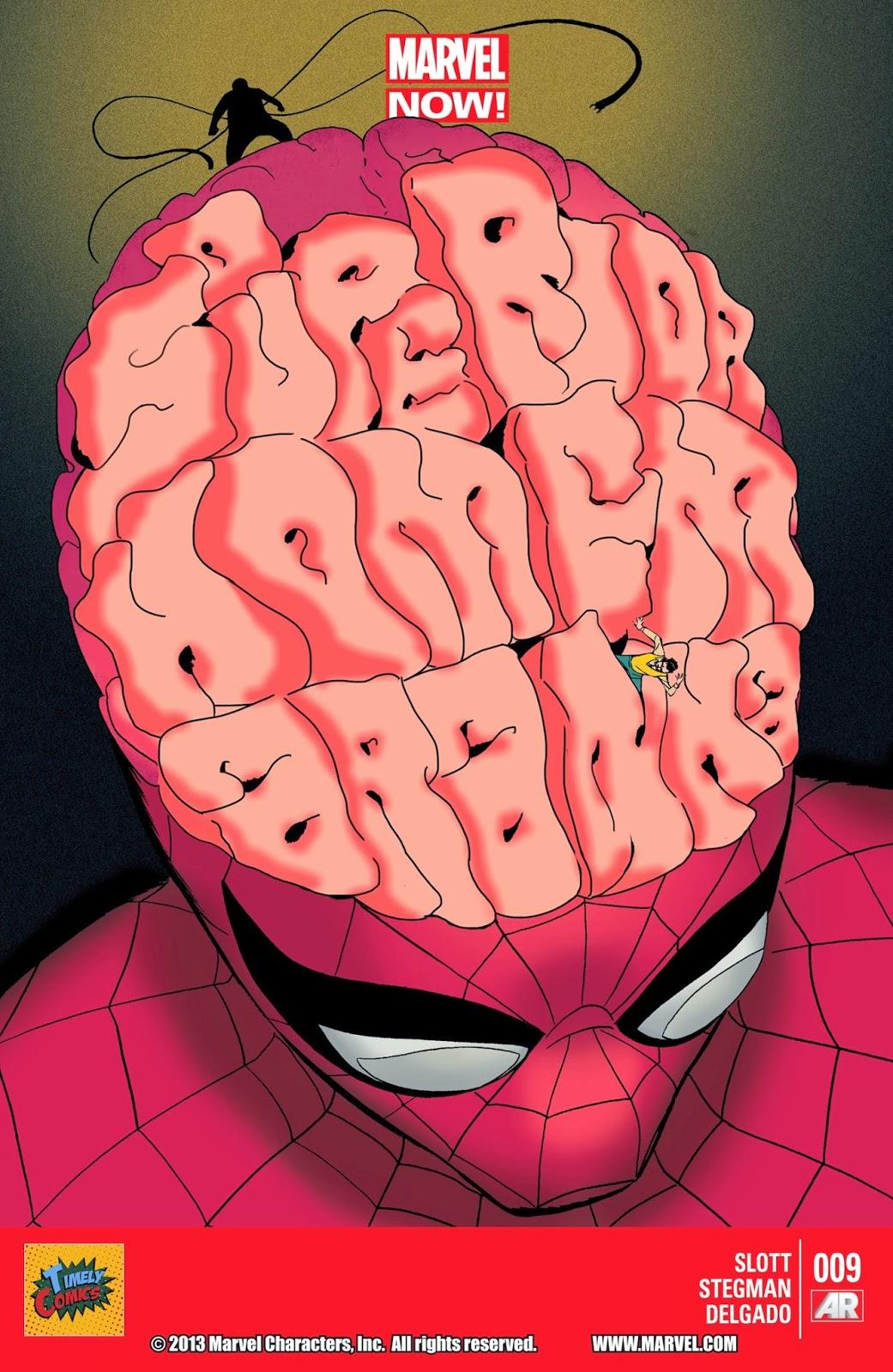 Nova Marvel! O Superior Homem-Aranha #9