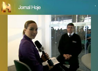 Entrevista Jornal HOJE