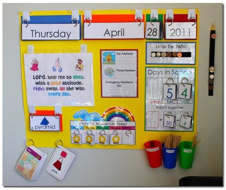 K Che Einrichten calendars setting up the classroom series clutter free classroom