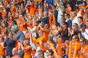 Dutch people are feeling happier in 2014