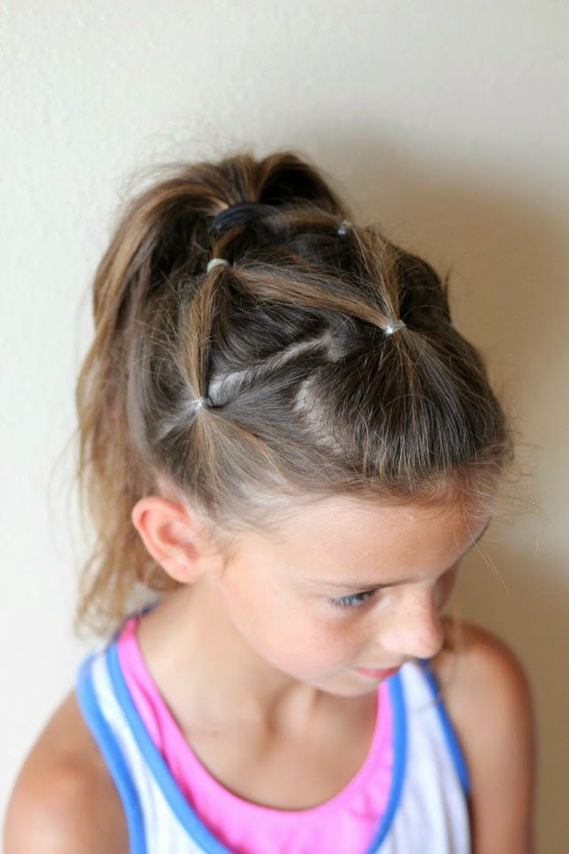 10 Cute Little Girl Hairstyles