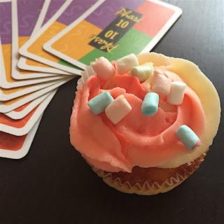 Krten und Cupcake