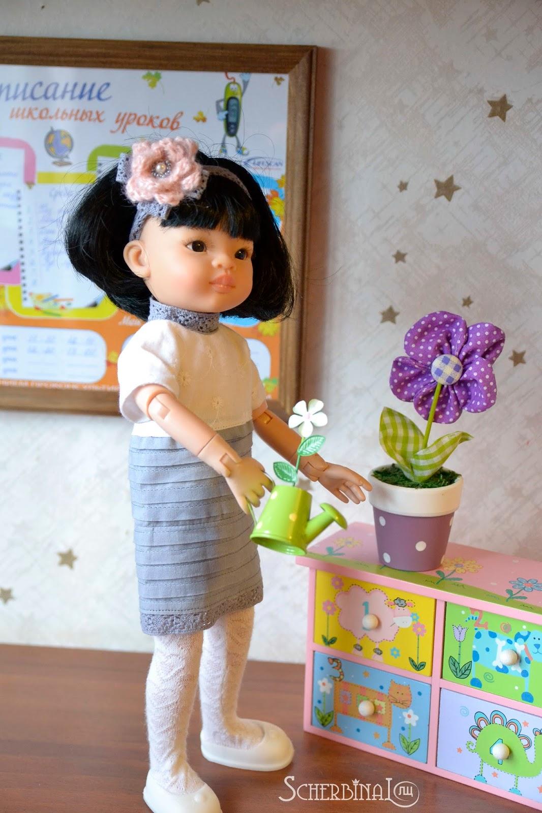 Игровые шарнирные куклы для девочек: Джолина Zapf Creation, Лиу  Paola Reina