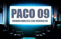 2ª edición PREMIOS PACO