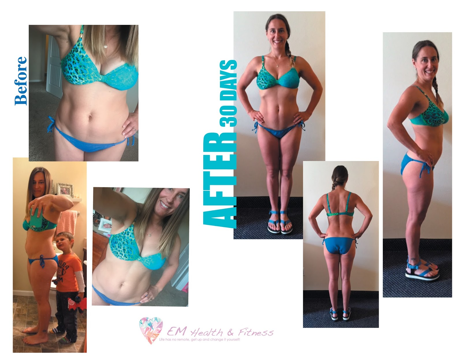 Erin Murphy Health And Fitness Danielle S 30 Day Em Extreme Weight
