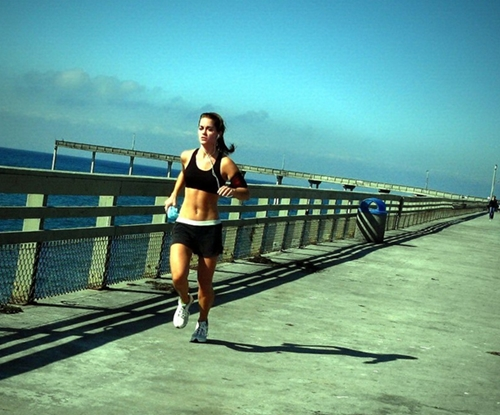learn how to run when overweight