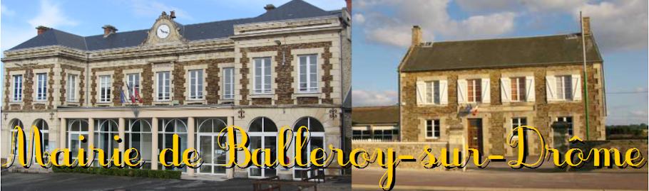 Mairie de Balleroy-sur-Drôme