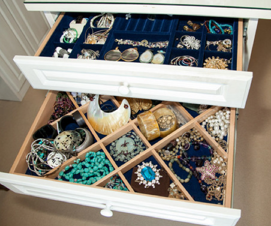 Vanchic The Super Rich Girl Must Have Jewelry Storage
