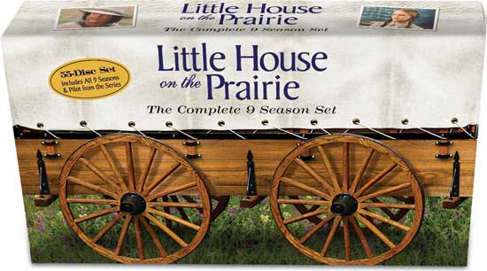 Set 9 Little House on the Prairie Laura Ingalls Wilder books Harper Trophy 70's