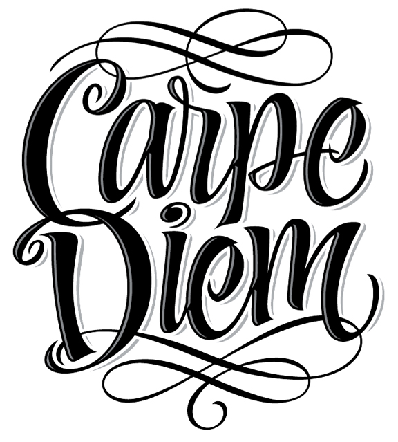 the concept of carpe diem in literary works The concept is an outgrowth of the Écoute pour voir project,  poems and other literary works,  danse carpe diem.