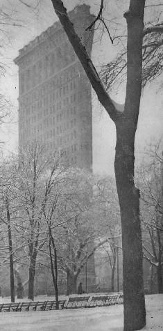 Alfred Stieglitz 1903 Flatiron building randommusings.filminspector.com