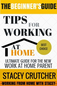 Tips on working at home e-book