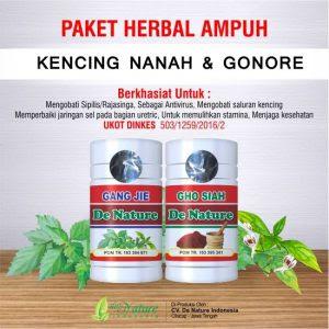 Obat Gonore Kencing Nanah