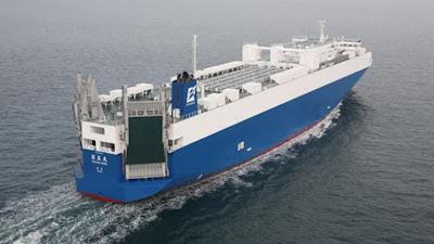 barco hibrido Nichioh Maru