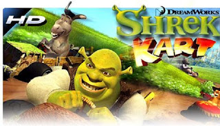 Shrek Kart Racing HD apk