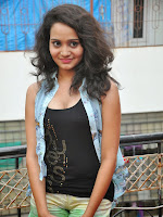 New Actress Jhansi Hot Stills in Shorts-cover-photo