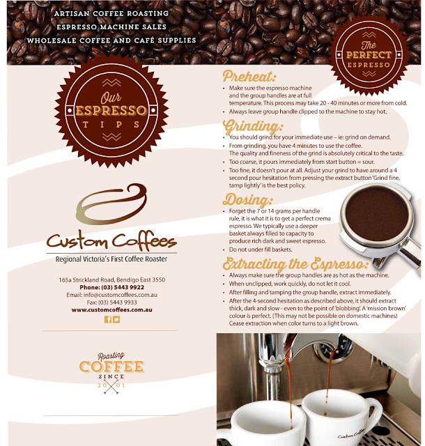 Grata Espresso Espresso Tips