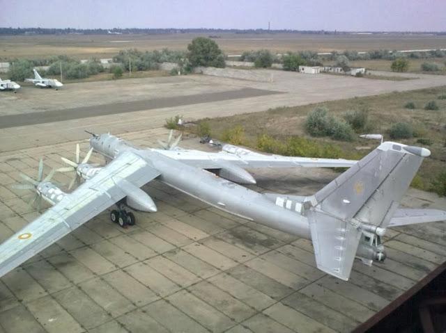 Tu-95MS Bear D
