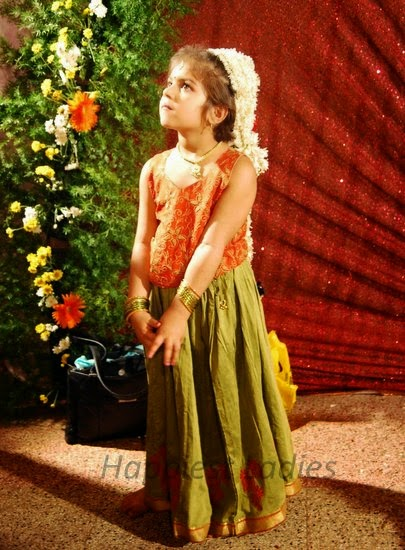 baby girl traditional dress