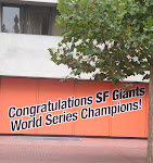 2012 CHAMPIONS, SF GIANTS.