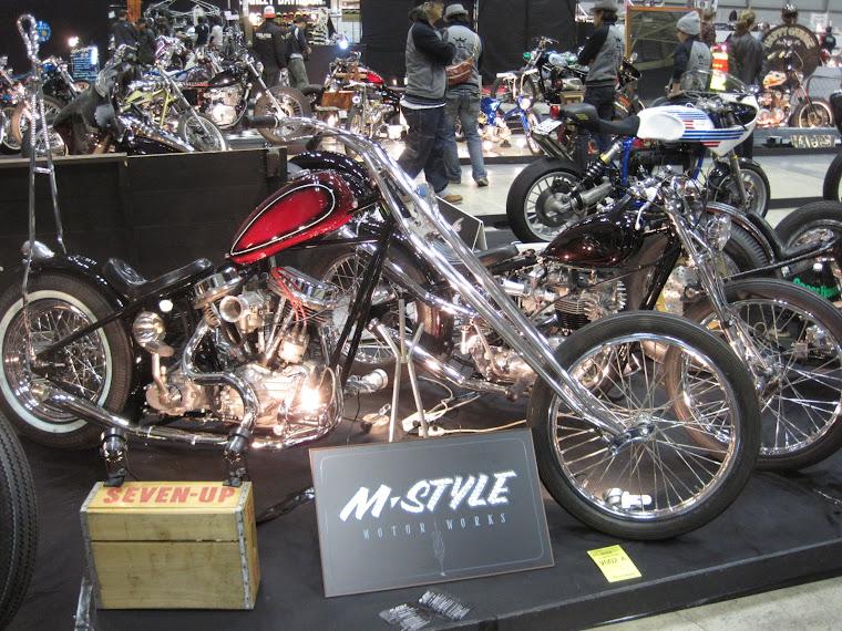 2011 HOTROD CUSTOM SHOW