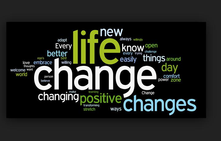 Perubahan hidup
