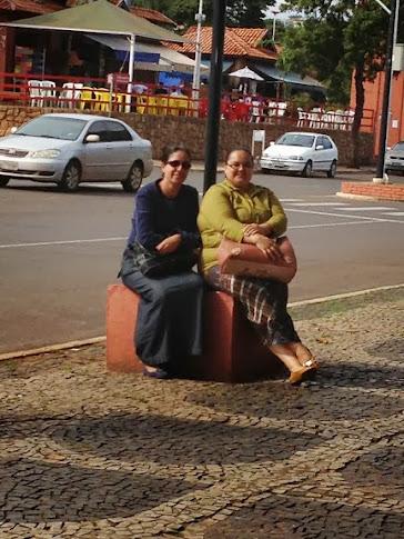 Ana e Kátia....Barra Bonita