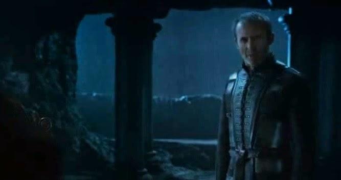Stannis y Davos episodio 4x03 - Juego de Tronos en los siete reinos