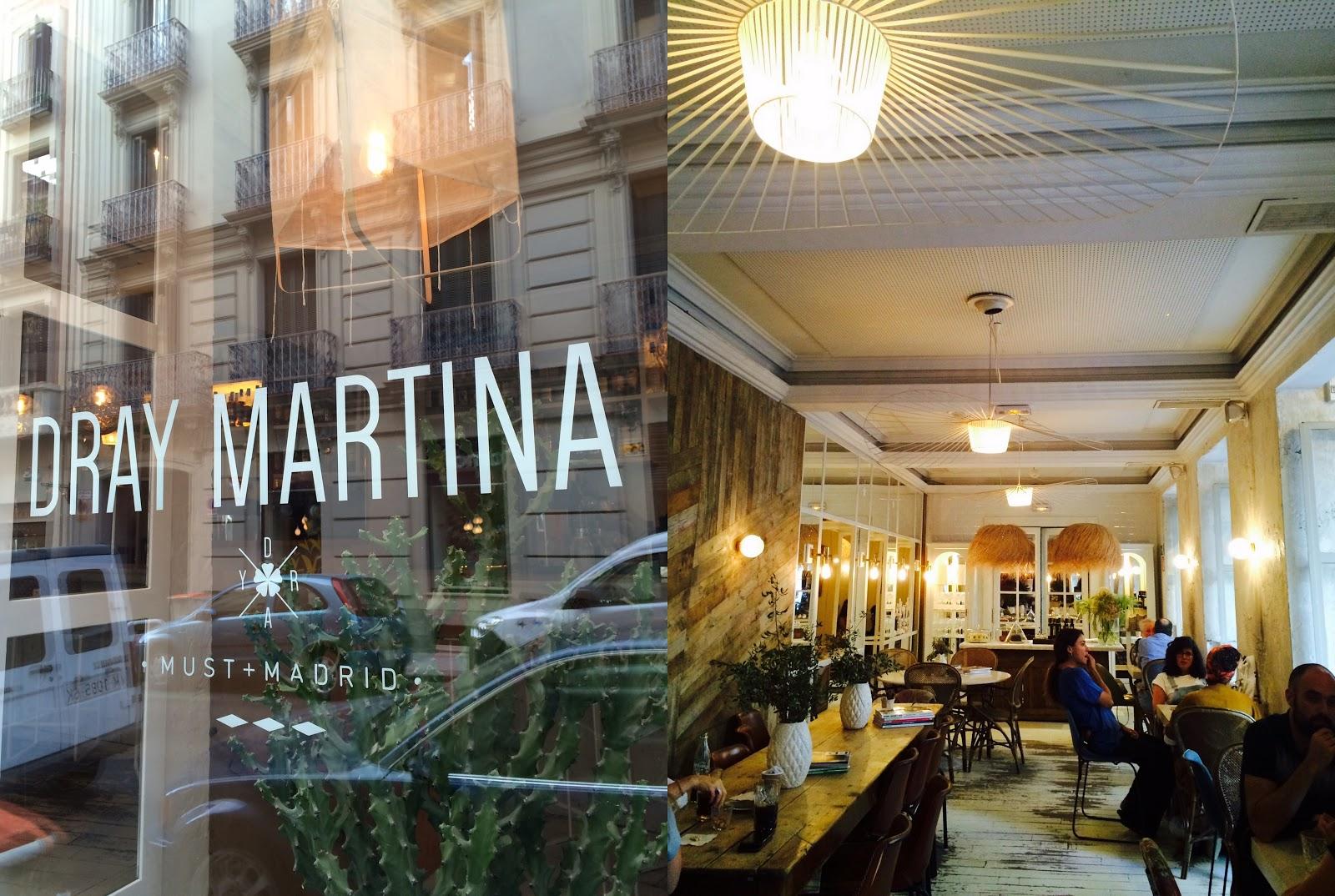 Dray Martina Madrid - Hotspot