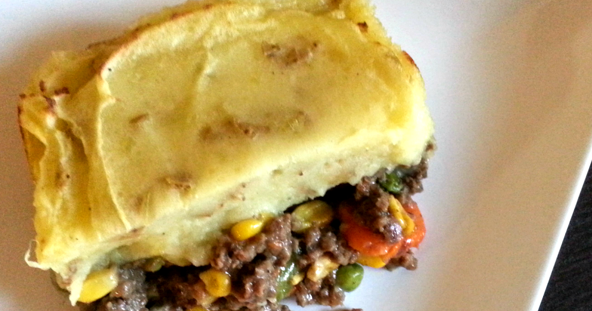 ... : Gluten-Free Feature Friday: Shepherd's Pie (Gluten + Dairy Free