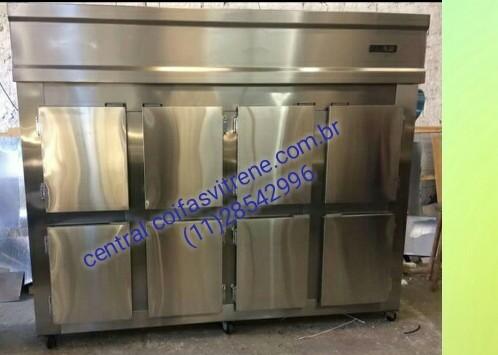 Refrigerador 8 portas