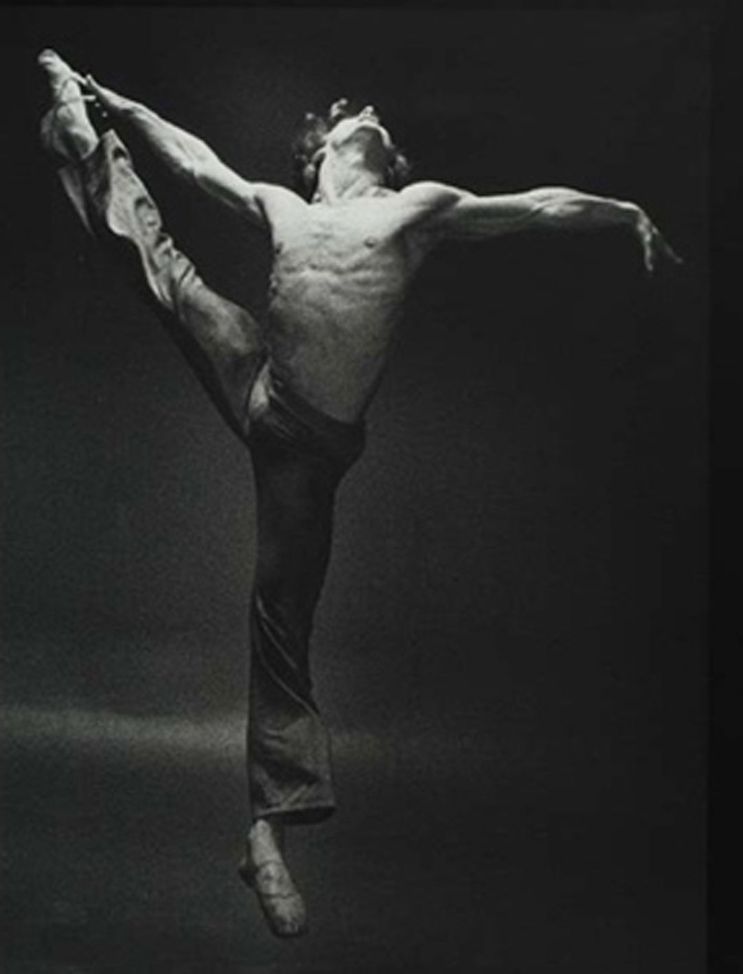 What it takes.: mikhail baryshnikov