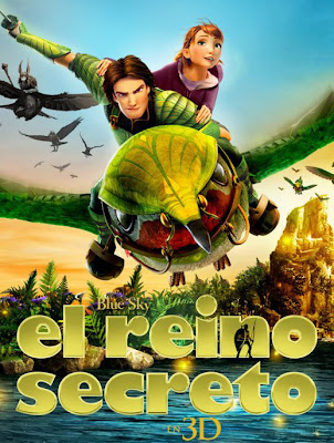 Ver completo El reino secreto online (Latino) 2013