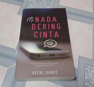 Novel Nada Dering Cinta Karya Deeme Danee